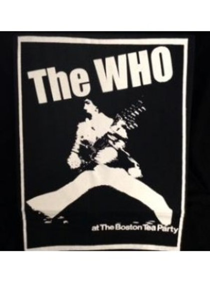 THE WHO, Boston Teaparty Pete Townsend - Men's T-Shirt