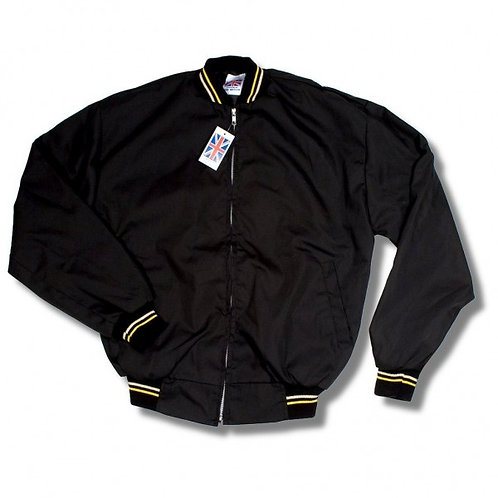 Monkey Jacket Black