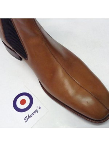 LOAKE Chelsea Boot Tan