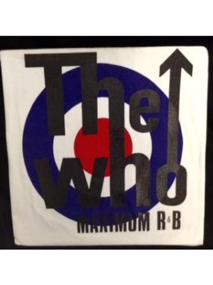 THE WHO, Maximum RnB Target - Men's T-Shirt