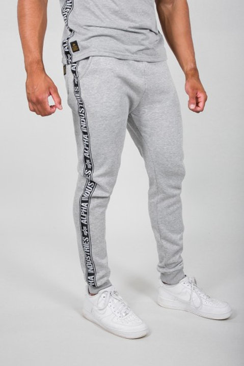 Alpha Industries AI Tape Jogger -Black