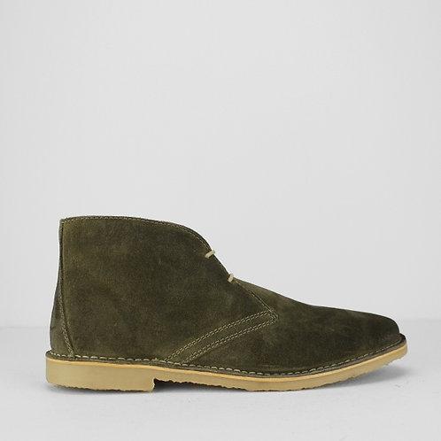 IKON Desert Boots Olive Green