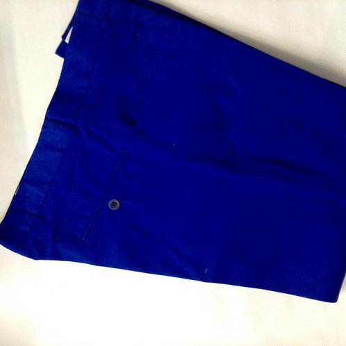 Sherrys Classic Cotton STA PREST Royal Blue
