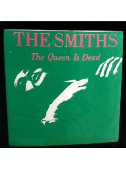 The Smiths、The Queen Is Dead-メンズTシャツ