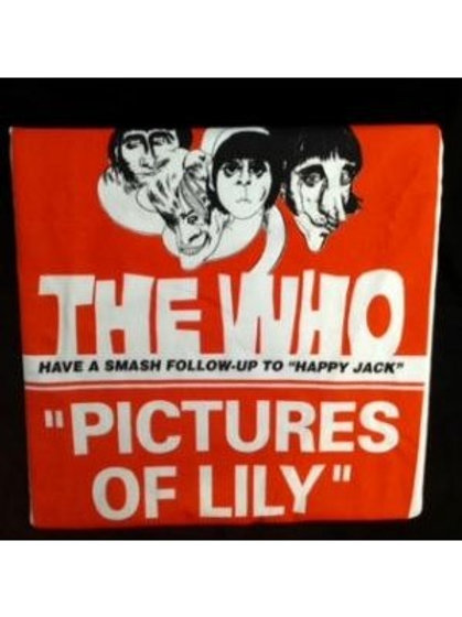 THE WHO, Pictures Of Lily - Men's T-Shirt