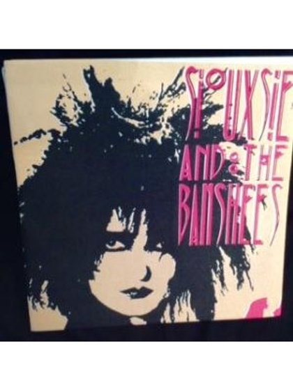 Siouxsie and the Banshees Pink