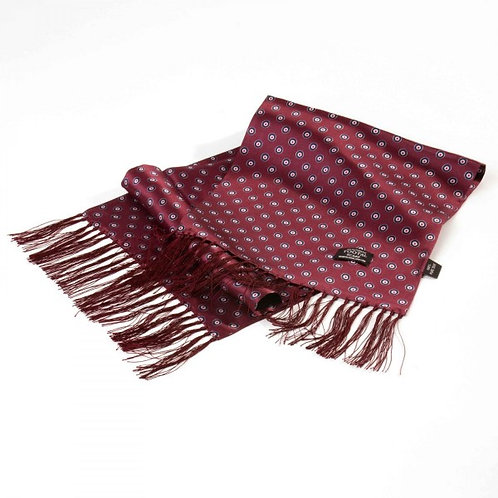 Tootal MOD ROUNDALL 100 Silk Scarf