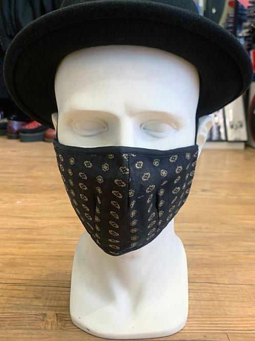 Fack Mask : Black Gold