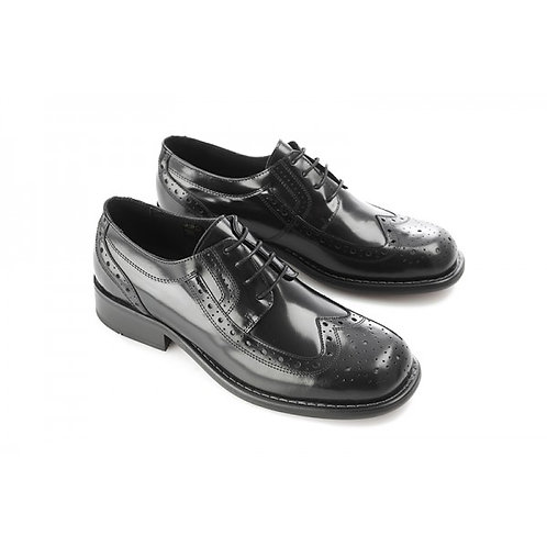 Ikon Original Black Brogue