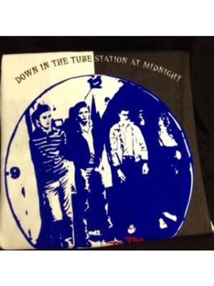 The Jam, Down in the Tube Station - Men's T-Shirt