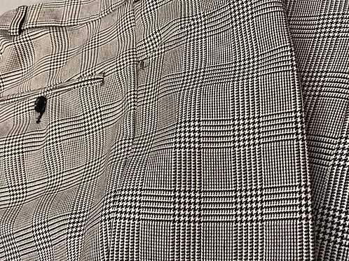 Sherrys Prince Of Wales Suit Trouser