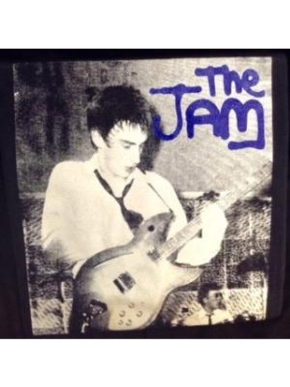 The Jam, Weller Rickenbacker - Men's T-Shirt