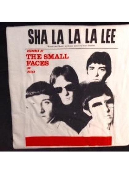 The Small Faces、Sha Lalala Lee-メンズTシャツ