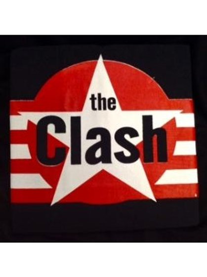 The Clash, Red Star Logo - Men's T-Shirt
