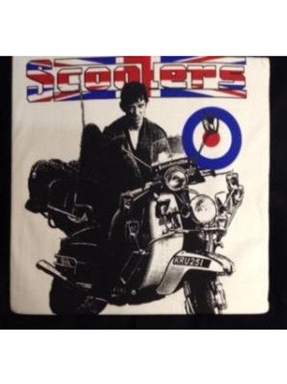Quadrophenia Jimmy Cooper Scooter