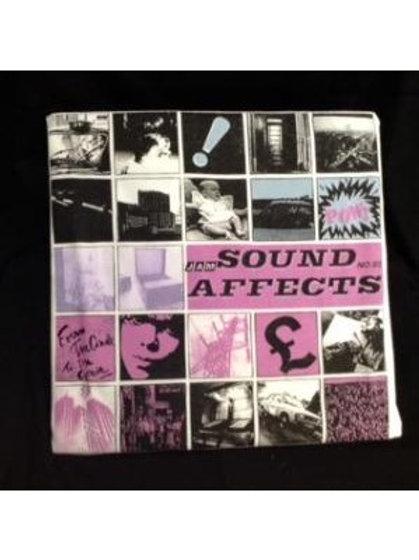 The Jam、Sound Affects-メンズTシャツ