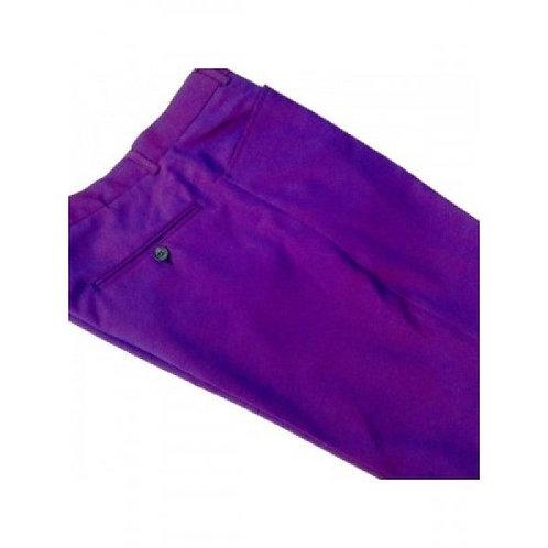 Purple Tonic Trousers