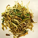 A69Shredded Pork With Pickled Vegetable And Bean Sprouts