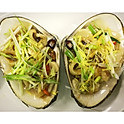 A42Steamed Clam (Market Price)