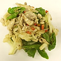 P12Pork Maw With Spicy Green Horn Pepper