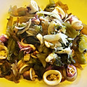 A90 Stir-Fried Squid with Preserved Vegetable