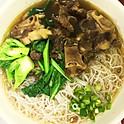 A74Oxtail Rice Noodle Soup