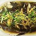 S30 Steamed Flounder With Ginger Scallion  时价(Market Price)