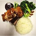 P4 Crispy Pork With Rice