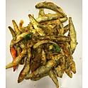 S15 Deep-Fried Spicy Salt Smelt Fish