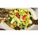 A54Stir-Fried Flounder Fish (Market Price)
