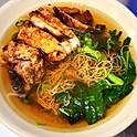 N10Crispy Roast Pork Noodle Soup