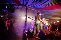 Live at Spiegel Tent