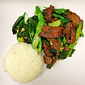 B10 Beef with Chinese Broccoli
