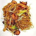 N17Roast Pork Mei Fun (CharSiu)