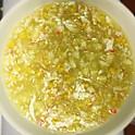 H9Crab Meat Fish Maw Corn Soup