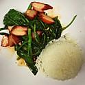 P5 Roast Pork With Chinese Broccoli