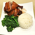 D1Roast Duck With Rice