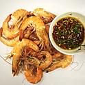 A73White Boiled Shrimp (Market Price)