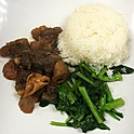 B11Chinese Beef Stew with Rice