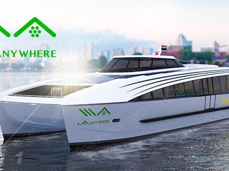 ASIMAR  ลงนามในสัญญารับจ้างต่อเรือโดยสาร อลูมิเนียมพลังงานไฟฟ้ากับบริษัท ไมน์โมบิลิตี รีเสิร์ช จำกัด