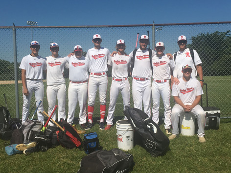 17U Reds - Great 2017 Season