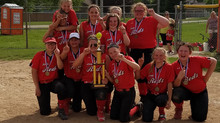 U14 Lady Reds winning the Sandwich Summer Slam last weekend