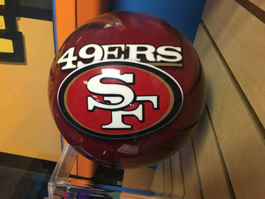 49ers Bowling Gear