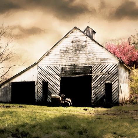 The Crib Iowa Corn Crib