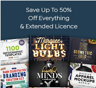 Save up 50% off Everything