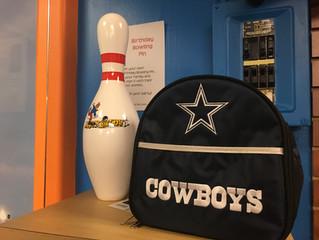 Cowboys Bowling Gear