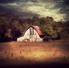 Slightly Imperfect Tennessee Barn