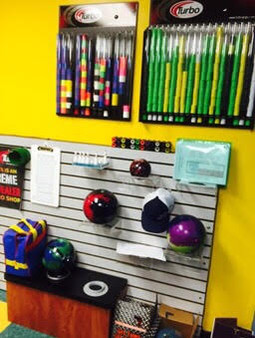 Color Bowling Ball Grip