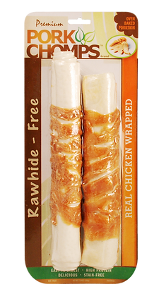 "Premium 8"" Large Chicken  Rollz"
