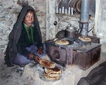 Nepal Projekt rauchfreie Metallöfen